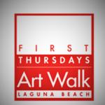 Laguna Beach:  First Thursdays Art Walk