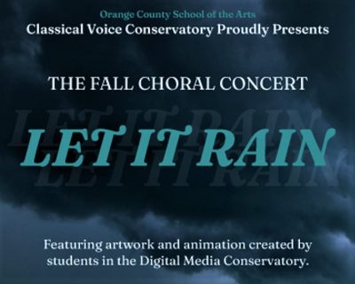OCSA's Classical Voice Conservatory: Fall Choral C...