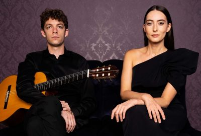 Live! at the Museum:  Duo Apollon