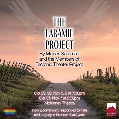 Saddleback Theatre Arts:  The Laramie Project