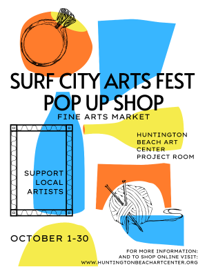 Pop-Up:  Surf City Art Fest