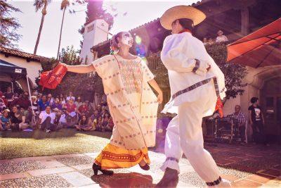 Bowers:  Dia de los Muertos Festival