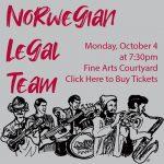 Live at Saddleback:  Norwegian Legal Team