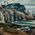 Bowers Lecture:  The California Watercolor Style
