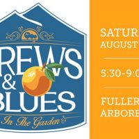 Brews & Blues in the Garden