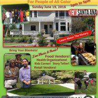 2nd Annual Juneteenth Celebration!