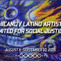 Chicano/Latino Artists United for Social Justice