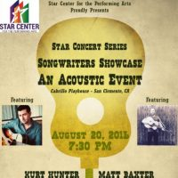 Songwriters Showcase