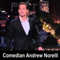 "Comedian Andrew Norelli ""Growing Up Pre-Internet"""