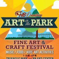 First Annual Art in the Park Festival