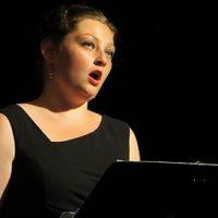 Gillian Watson Opera Performance