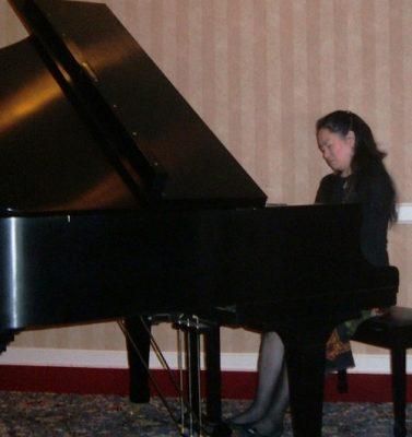 Tianshu Wang Piano Recital
