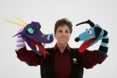 Build a Puppet with the Puppet Lady
