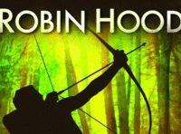 Robin Hood - by Amanda Riisager