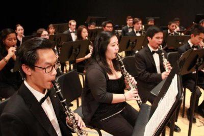 Fall UCI Wind Ensemble Concert