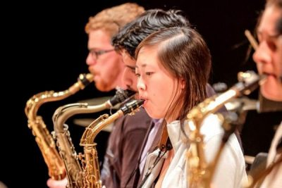 UCI Jazz Orchestra Fall Concert