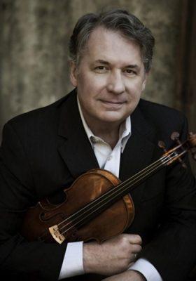 An Evening with Emerson Quartet Violinist Philip Setzer