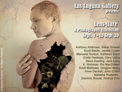 Lens-flare - Artist Reception