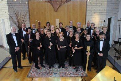 Los Angeles Recorder Orchestra (LARO) concert