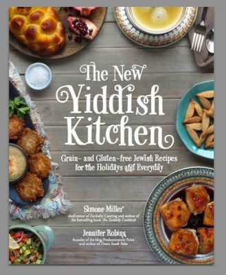The New Yiddish Kitchen Luncheon w/ Simone Miller
