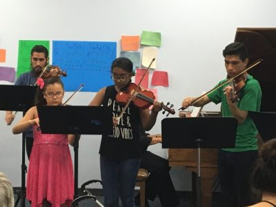 Back to Arts & School Open House