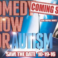 Sam Tripoli to Headline New Burlesque 'Comedy Show for Autism'
