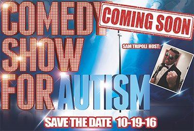Sam Tripoli to Headline New Burlesque 'Comedy Show for Autism'