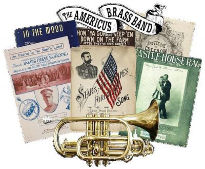 Celebrate America with the Americus Brass Band!