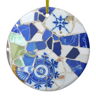 Mosaic Decorative Ornaments with Dawn Mendelson