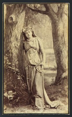 As She Liked It: The Shakespearean Roles of Madame Modjeska