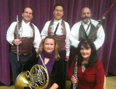 Stone Woodwind Quintet