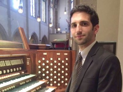 Tom Mueller, Organist