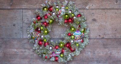 Radko Wreath Workshop with Christopher Nichols and Lisa Bauchiero