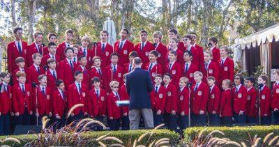 The All American Boys Choir