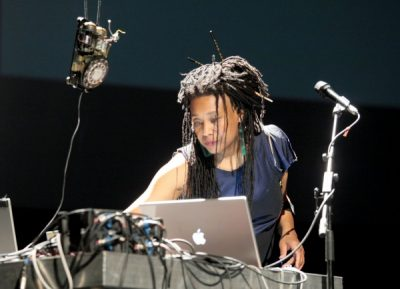 Pamela Z - Works for Voice, Live Electronics, and Video