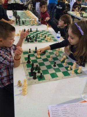 41st Annual Staser Scholastic Chess Tournament