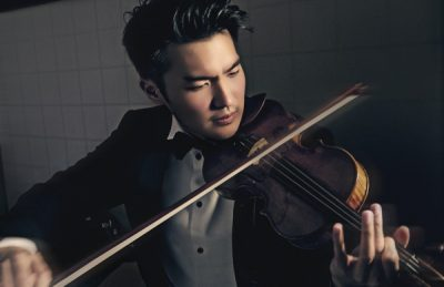 Ray Chen and Members of the Berlin Philharmonic