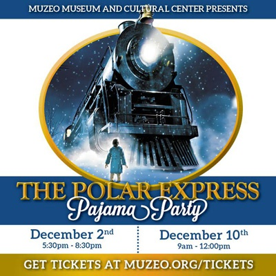Polar Express Pajama Parties