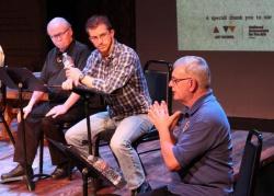 Veterans Initiative in the Arts