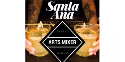 Santa Ana Arts Mixer
