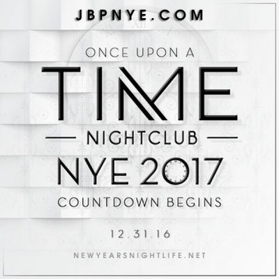 Time Nightclub OC NYE New Years Eve Party