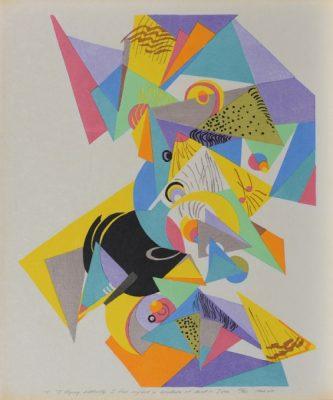 Stanton Macdonald-Wright: The Haiga Portfolio