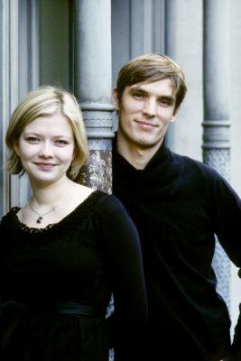 Alina Ibragimova and pianist Cédric Tiberghien