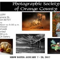 Photographic Society of Orange County