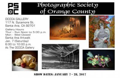 Photographic Society of Orange County