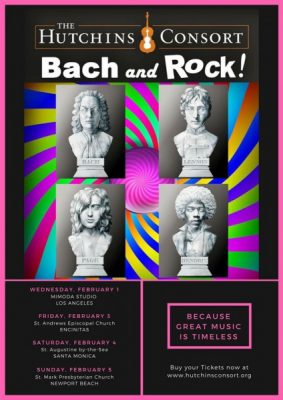 Bach and Rock