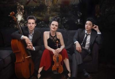 Trio Céleste: From Russia, With Love