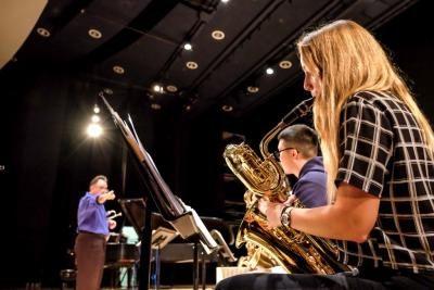 UCI Jazz Orchestra Winter Concert