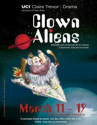 Clown Aliens