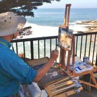 Learn Landscape Painting - Laguna Beach